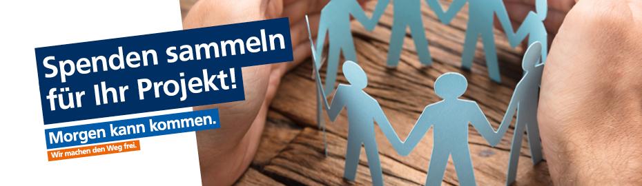 Crowdfunding-Spendenplattform lübeck.für-unsere-region.de